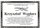 Węglarz Krzysztof