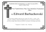 Barbachowski Edward