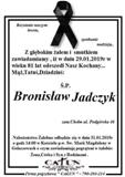Jadczyk Bronisław