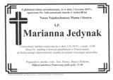 Jedynak Marianna