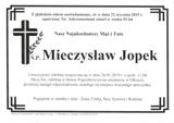 Jopek Mieczysław