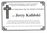 Kaliński Jerzy