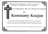 Kocjan Konstanty