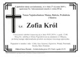 Król Zofia