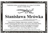 Mrówka Stanisława