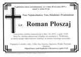 Płoszaj Roman