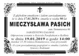 Pasich Mieczysława