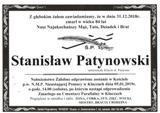 Patynowski Stanisław