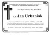 Urbaniak Jan