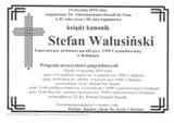 Walusiński Stefan