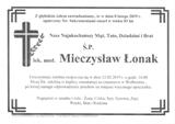 Łonak Mieczysław