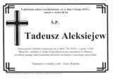 Aleksiejew Tadeusz