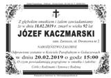 KaczmarskiJózef