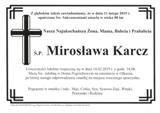 Karcz Mirosława