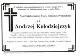 Kołodziejczyk Andrzej