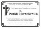 Marcinkowska Daniela