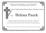 Pacek Helena