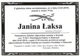 Łaksa Janina