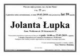 Łupka Jolanta