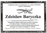 Baryczka Zdzisław