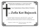 Bujoczek Zofia