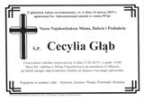 Głąb Cecylia
