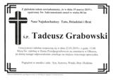 Grabowski Tadeusz