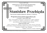 Przebięda Stanisław