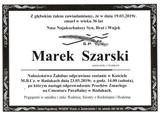 Szarski Marek