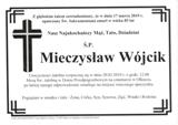 Wójcik Mieczysław