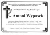 Wypasek Antoni