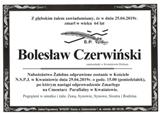 Czerwiński Bolesław