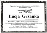 Grzanka Łucja
