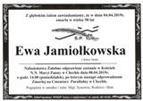 Jamiołkowska Ewa
