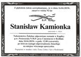 Kamionka Stanisław
