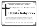 Kobyłecka Danuta
