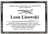 Lisowski Leon