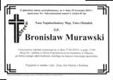Murawski Bronisław