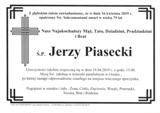 Piasecki Jerzy