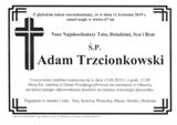 Trzcionkowski Adam