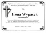 Wypasek Irena