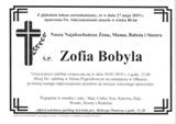 Bobyla Zofia