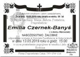 Czernek-Banyś Emilia