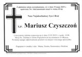 Czyszczoń Mariusz