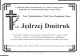 Dmitruk Jędrzej