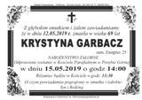 Garbacz Krystyna