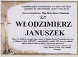 Januszek Włodzimierz