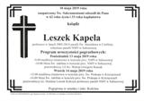 Kapela Leszek