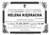 Kiędracha Helena