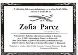 Parcz Zofia